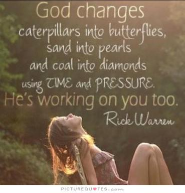 god-changes-caterpillars-into-butterflies-sand-into-pearls-and-coal-into-diamonds-using-time-and-pressure-hes-working-on-you-too-quote-1