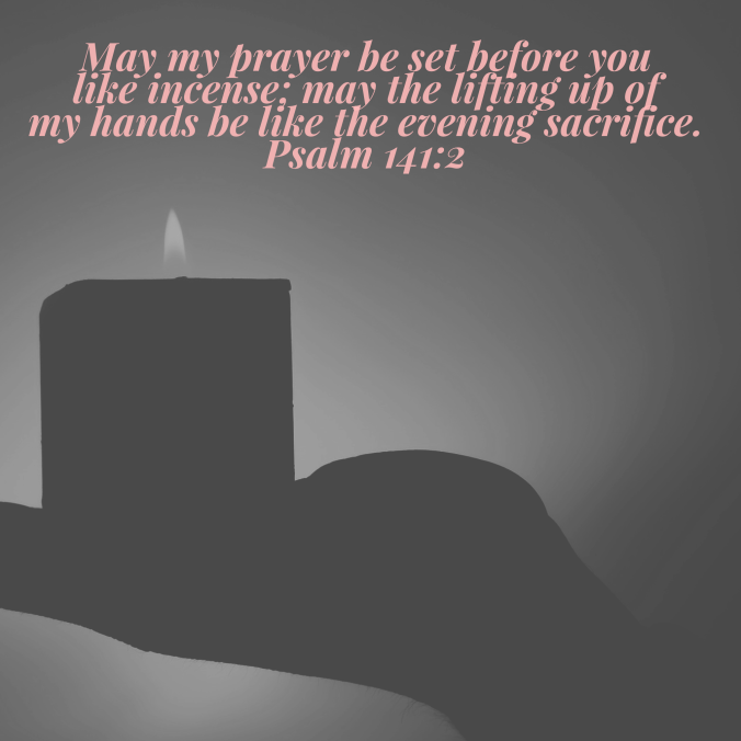 Physical Posture of Prayer | Stephanie Miller, Personal and
